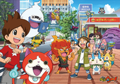 Yokai Watch dessin animé