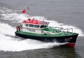 bateau pilote de chine