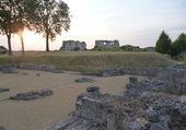 Ruines du château de Coucy