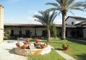 Jardin monastère Archangelos