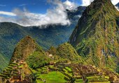 Site du Machu Picchu