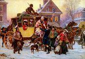 The Christmas coach 1795 - Ferris