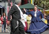 Danseurs argentins