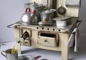 cuisine avec accessoires