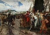 Rendicion de Granada