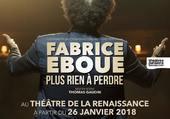 Fabrice Eboué théâtre de la renaissance