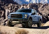 Puzzle ford raptor