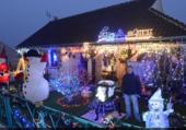 Puzzle décoration de Noël