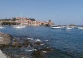 Collioure bord de mer et son église