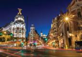 Puzzle Madrid espagne