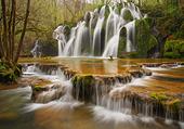Puzzle Les cascades des Tufs