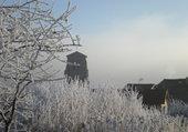 verrières en forez en hiver