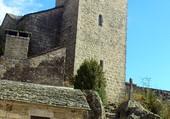 Puzzle village médiéval