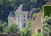 Château de la Roque Gageac en Périgord