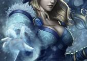Fée bleu