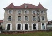 L'HOTEL DE VILLE DE VOUREY
