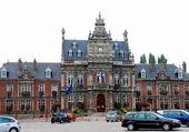 L'HOTEL DE VILLE D'ARQUES