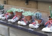 pots de fleurs italiens