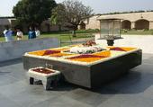 Tombe de Gandhi