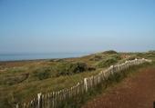 Chemin côtier St Vincent sur jard