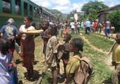Madagascar - Une gare
