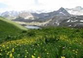 Vanoise - Lac Merlet Inférieur
