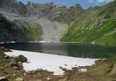Vanoise - Lac Merlet Supérieur