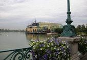Enghien-les-Bains - Le lac