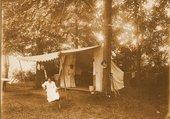 camping 1900 Isle de Montréal