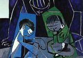 Picasso, Claude Francoise et Paloma