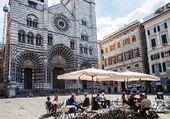 Gênes place san lorenzo