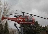 alouette III  musée aviation st-victoret