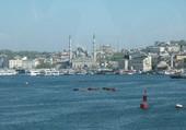 La Corne d'Or à Istanbul