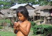 Puzzle Jeune cambodgienne