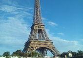 Puzzle Paris - la tour Eiffel