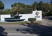 Hotel dans un golfe en Algarve