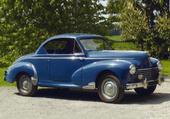 peugeot 203 coupé