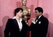 Sly Stallone vs. Muhammad Ali