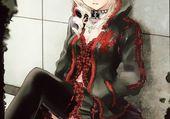 Manga gothique