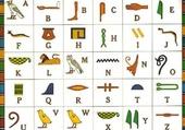 Hieroglyphes