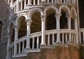 Escalier du Bovolo à Venise