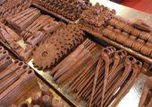 les outils en chocolats
