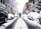 l'hiver en france