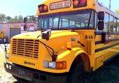 bus scolaire international