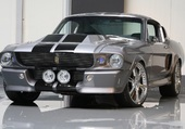 Ford mustang gt 500 Eleanor