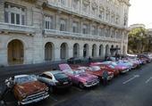 parking La Havane