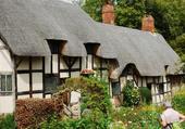 Cottage de la femme de Shakespeare