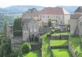 chateau - Chalon Jura