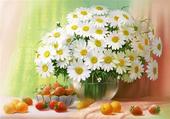 Bouquet de marguerite