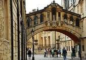 Pont des Soupirs, Oxford